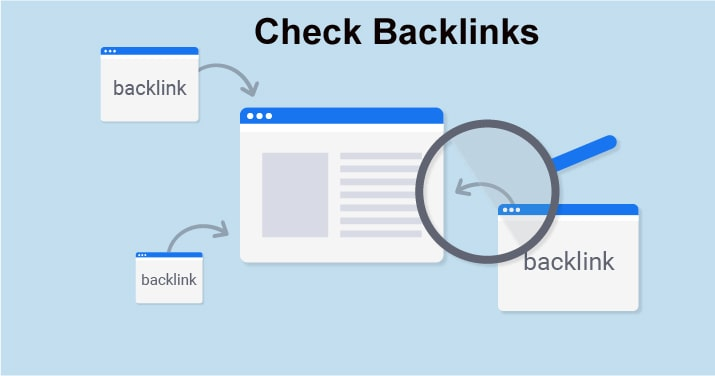 check backlinks