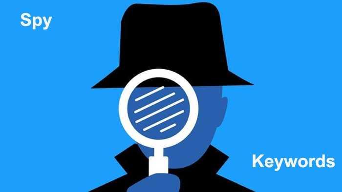 Spy keywords
